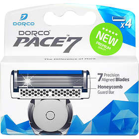 Dorco Pace 7 4-pack