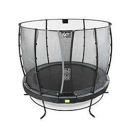 Exit Elegant Trampoline Deluxe with Safety Net 305cm