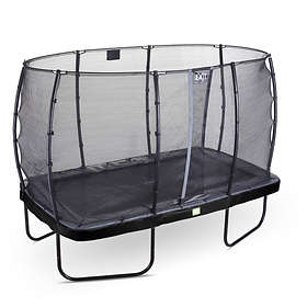 Exit Elegant Trampoline Deluxe with Safety Net 214x366cm
