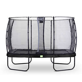 Exit Elegant Trampoline Deluxe with Safety Net 244x427cm