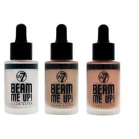W7 Cosmetics Beam Me Up Illuminator Highlighter 30ml
