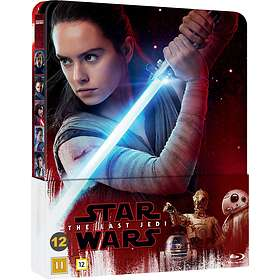 Star Wars - Episode VIII: The Last Jedi - SteelBook