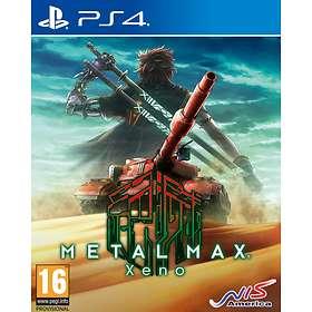 Metal Max Xeno (PS4)