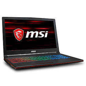 MSI GP63 Leopard 8RE-083NE