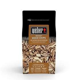 Weber Rökflis 0,7kg (Whiskey)