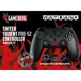 GameDevil Trident Pro-S2 Wireless Gampad (Switch)