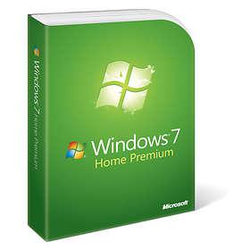 Microsoft Windows 7 Home Premium Sve