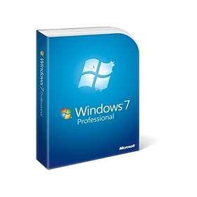 Microsoft Windows 7 Professional Eng