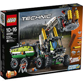 LEGO Technic 42080 Forest Harvester