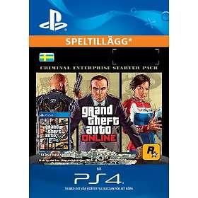 Grand Theft Auto Online: Criminal Enterprise Starter Pack (PS4)
