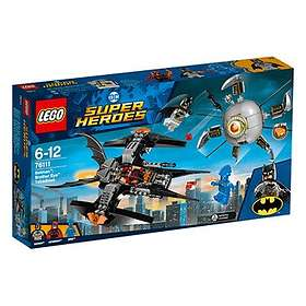 LEGO DC Comics Super Heroes 76111 Batman: Brother Eye Takedown