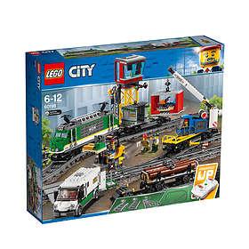 LEGO City 60198 Godstog