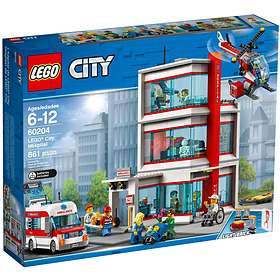 5fe0fadd3870 Find the best price on LEGO City 60204 Hospital