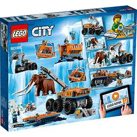 fa7ce2dde6cc Find the best price on LEGO City 60195 Arctic Mobile Exploration Base