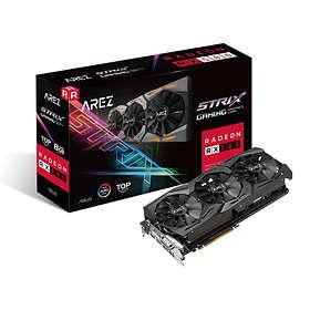 Asus Radeon RX 580 Arez Strix Gaming Top 2xHDMI 2xDP 8GB