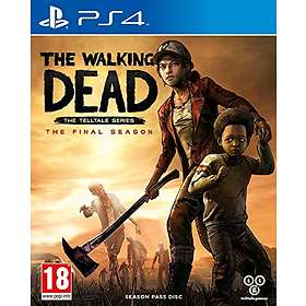The Walking Dead: The Telltale Series - The Final Season (PS4)