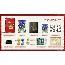 Owlboy - Limited Edition (Switch)