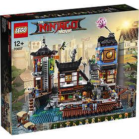 LEGO Ninjago 70657 NINJAGO City Hamnen