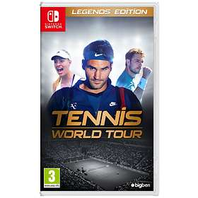 Tennis World Tour - Legends Edition (Switch)