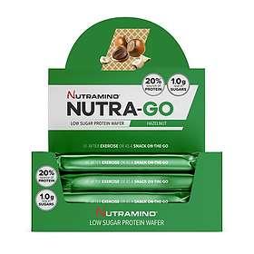 Nutramino Nutra-Go Wafer 38g 12st