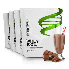 Body Science Whey 100% 4kg
