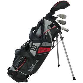 Wilson 15 Profile SM Junior (5-8 Yrs) with Carry Stand Bag