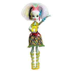 Monster High Electrified High Voltage Frankie Stein Doll DVH72