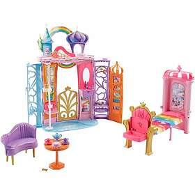 Barbie Dreamtopia Brush 'n Sparkle Princess Doll FRB12