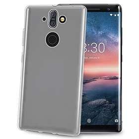 premium selection d430f 0e47a Celly TPU Case for Nokia 8 Sirocco