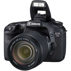 Canon EOS 7D + 15-85/3,5-5,6 IS USM