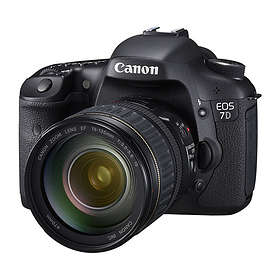 Canon EOS 7D + 18-135/3,5-5,6 IS