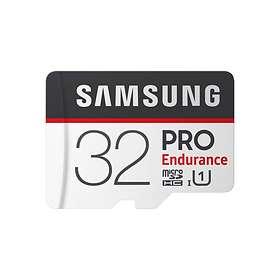 Samsung Pro Endurance microSDHC Class 10 UHS-I U1 100/30MB/s 32GB