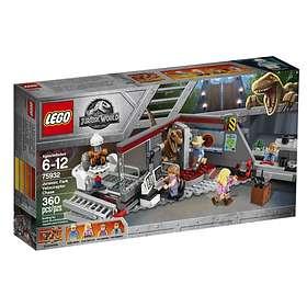 World Lego 75932 La Jurassic Park Du Poursuite Vélociraptor htQdorxCBs