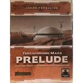 FryxGames Terraforming Mars: Prelude (exp.)