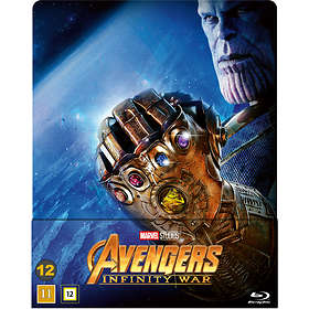 Avengers: Infinity War - SteelBook