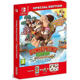 Donkey Kong Country: Tropical Freeze - Special Edition (Switch)