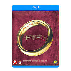 The Lord of the Rings: The Two Towers - Extended Edition (FI)