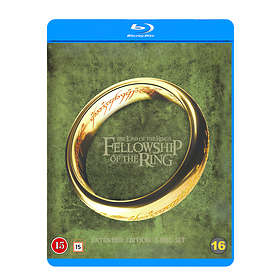 The Lord of the Rings: The Fellowship of the Ring - Extended Edition (FI)