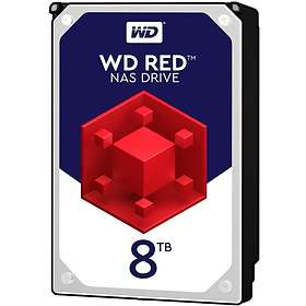 WD Red WD80EFAX 256Mo 8To