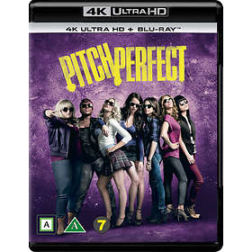 Pitch Perfect (UHD+BD)