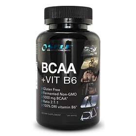 Self Omninutrition BCAA + Vit B6 100 Tabletter