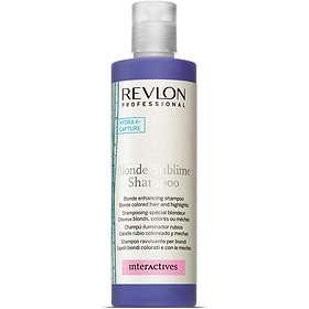 Revlon Blonde Sublime Shampoo 250ml