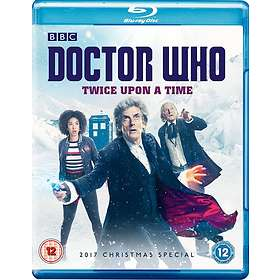 Doctor Who: Twice Upon A Time (UK)