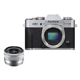 Fujifilm X-T20 + 15-45/3,5-5,6 OIS