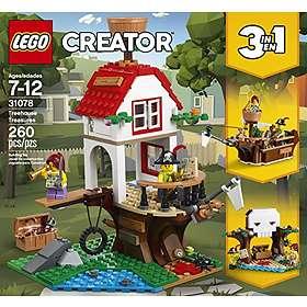 LEGO Creator 31078 Skatter i Trädkojan