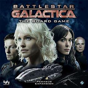 Battlestar Galactica: Extension Pegasus (exp.)