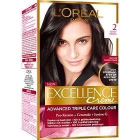 L'Oreal Excellence Creme 2.0 Black Brown