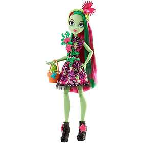 Monster High Party Ghouls Venus McFlytrap Doll FDF14