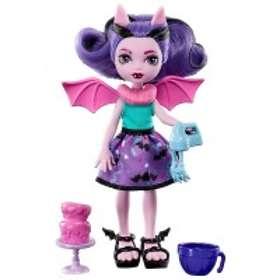 Monster High Monster Family Fangelica Doll FCV68