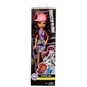 Monster High Clawdeen Wolf Doll DWR98